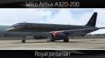 Royal Jordanian Airbus A320-200 - JY-AYD
