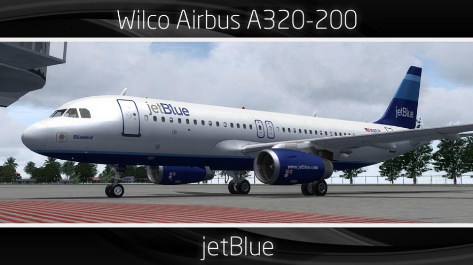 JetBlue Airbus A320-200 - N503JB