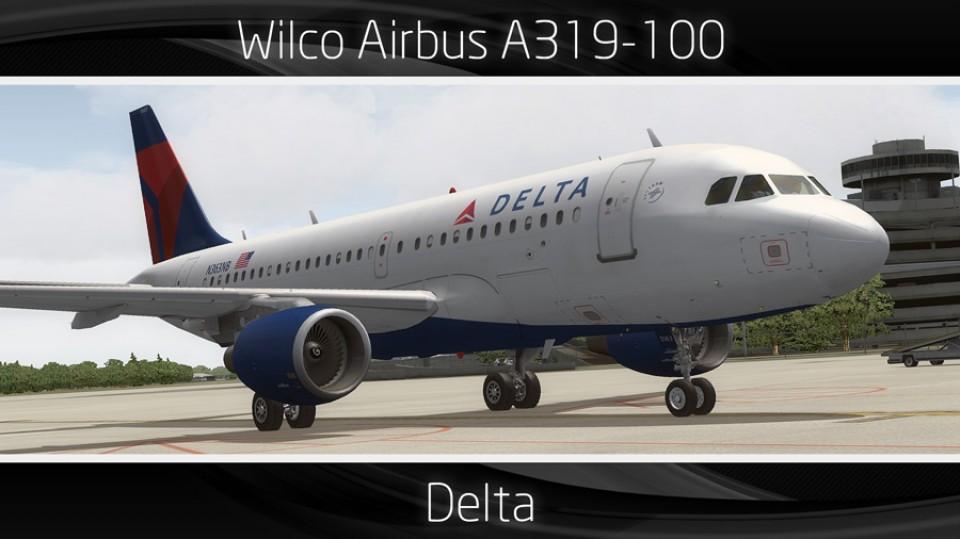 Delta Airbus A319-100 - N363NB