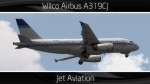 Jet Aviation Airbus A319CJ - VP-CCJ