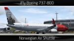 Norwegian Air Shuttle Boeing 737-800 - LN-NOB