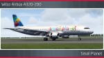 Small Planet Airbus A320-200 - YL-LCE