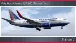 Transaero Boeing 737-500WL- EI-UNG