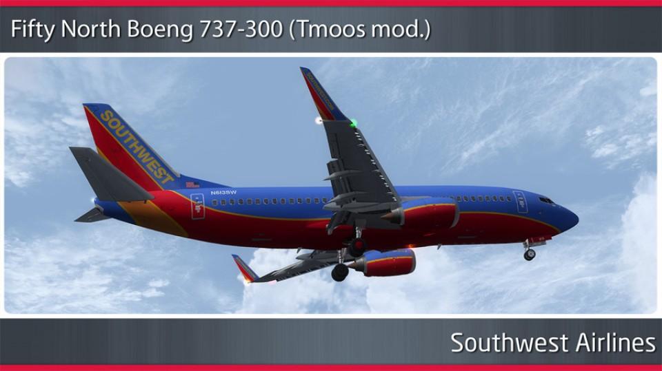 Southwest Boeing 737-300WL - N613SW
