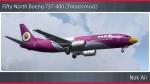 NOK Air Boeing 737-400 - HS-TDA