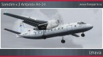 Izhavia Antonov An-24 - RA-46620