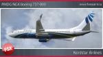 Nordstar Airlines Boeing 737-800 - VQ-BDO