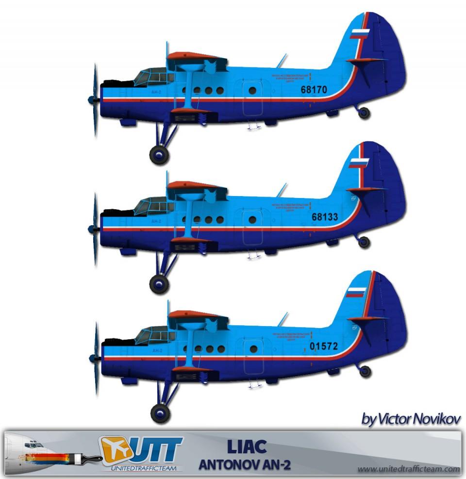 Liac Antonov AN-2 Pack