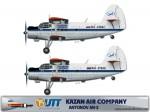 Kazan air company AN-2