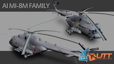 SBAI AI Mi-8MT