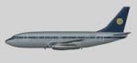 FAIB Boeing 737-200 VP-BCA (Private)