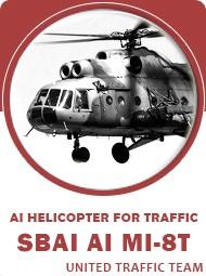 SBAI AI Mi-8T
