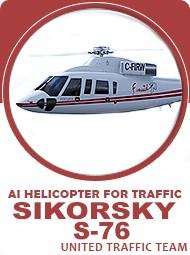 UTT AI Sikorsky S-76