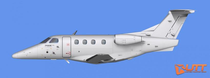 UTT AI Embraer Phenom-100
