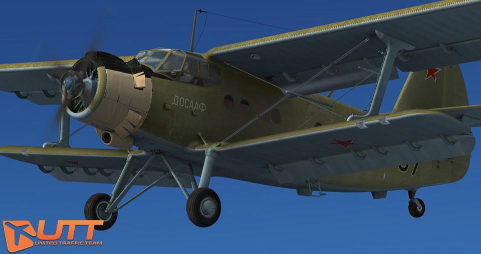 SibWings Antonov An-2 Dosaaf