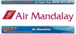 Air Mandalay Winter 2013-14