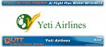 Yeti Airlines Winter 2013-14