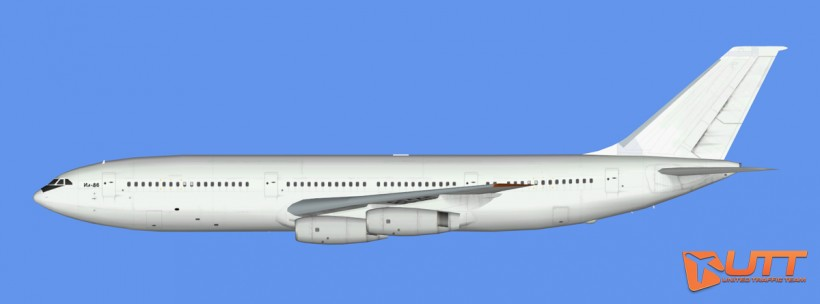 RATS AI Ilyushin Il-86 Base Model