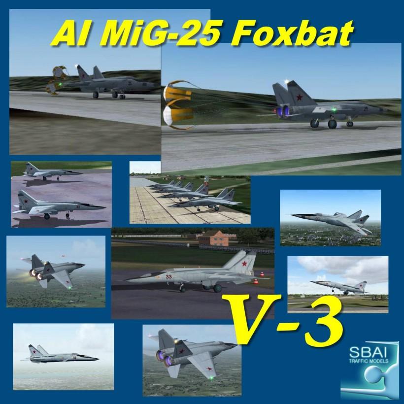 SBAI MiG-25 v3
