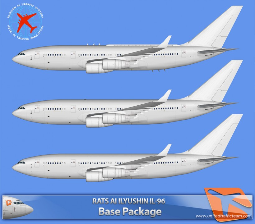 RATS AI Ilyushin Il-96-300