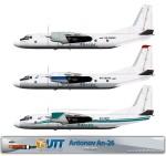 Angara Antonov An-26