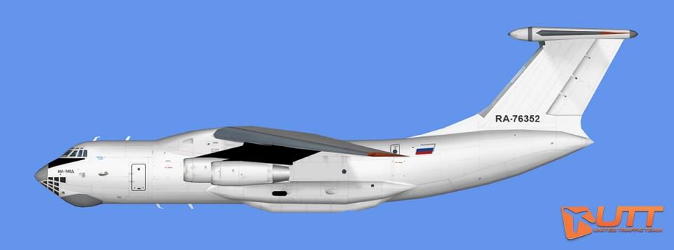 Abakan Avia IL-76TD