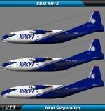 Antonov An-12BK Irkut Corporation