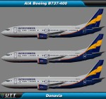 Boeing B737-400 Donavia
