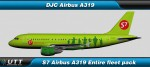 Airbus A319 S7 (Entire fleet pack)