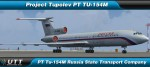Tupolev TU-154M Russia State Transport Company 85686