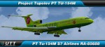Tupolev TU-154M S7 Airlines RA-85688