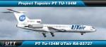 Tupolev TU-154M UTair RA-85727