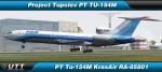 Tupolev TU-154M KrasAir RA-85801