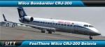 Bombardier CRJ-200 Belavia