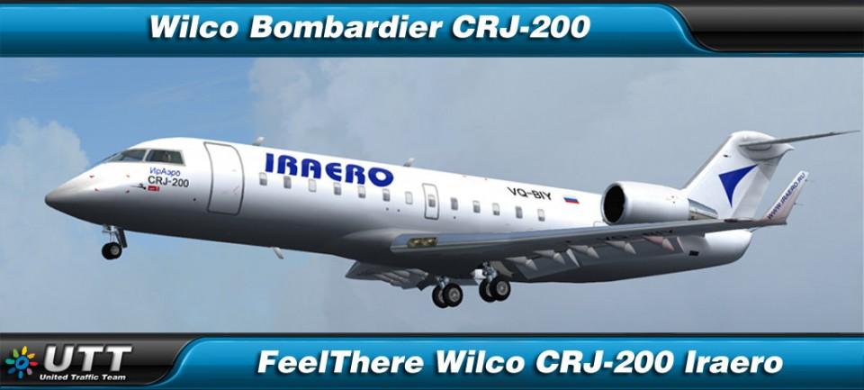 Bombardier CRJ-200 Iraero