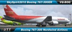Boeing 767-300 Nordwind Airlines - VQ-BOG