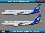 Lao Airlines Airbus A320-200