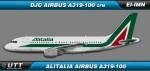 Alitalia Airbus A319-100 EI-IMN