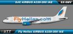 FlyHellas Airbus A320-200 IAE SX-SMV
