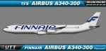 Finnair Airbus A340-300 fleet