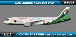 China Eastern Airlines Airbus A320-200 B-6028