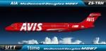 McDonnell Douglas MD87 ZS-TRH Avis