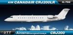 Air Zena Canadair CRJ200 4L-TGG