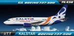 Kalstar Air Boeing 737-500 PK-KSM