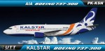 Kalstar Air Boeing 737-300 PK-KSN