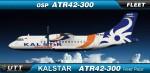 Kalstar Air ATR 42-300 Fleet