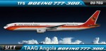 TAAG Angola Airlines Boeing 777-300 D2-TEG