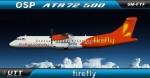 Firefly ATR72-500 9M-FYF