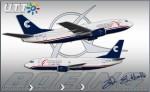 Mena Eurospace Cargo Boeing 737-300F A9C-JNC