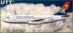 South African Airways Boeing 737-200 ZS-SIH